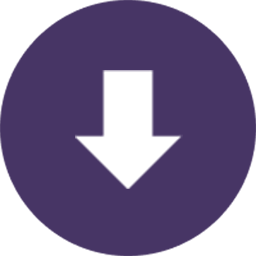 downarrow purple