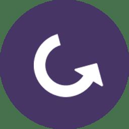 purple arrow